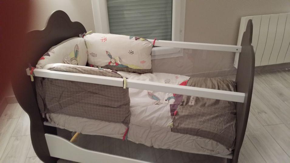 lit b b alt a taupe. Black Bedroom Furniture Sets. Home Design Ideas