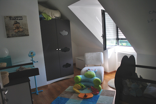 Stunning Chambre Turquoise Et Taupe Ideas - Antoniogarcia.Info