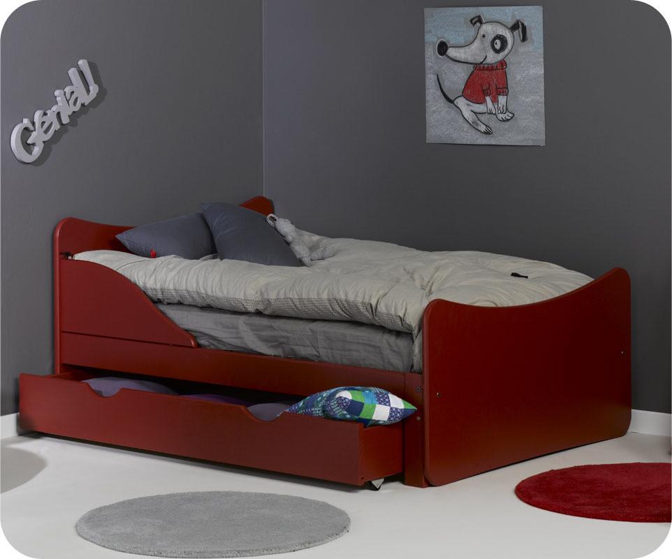 Lit b b chambre b b mobilier enfant cologiques matelas bio ma chambre - Destockage lit enfant ...
