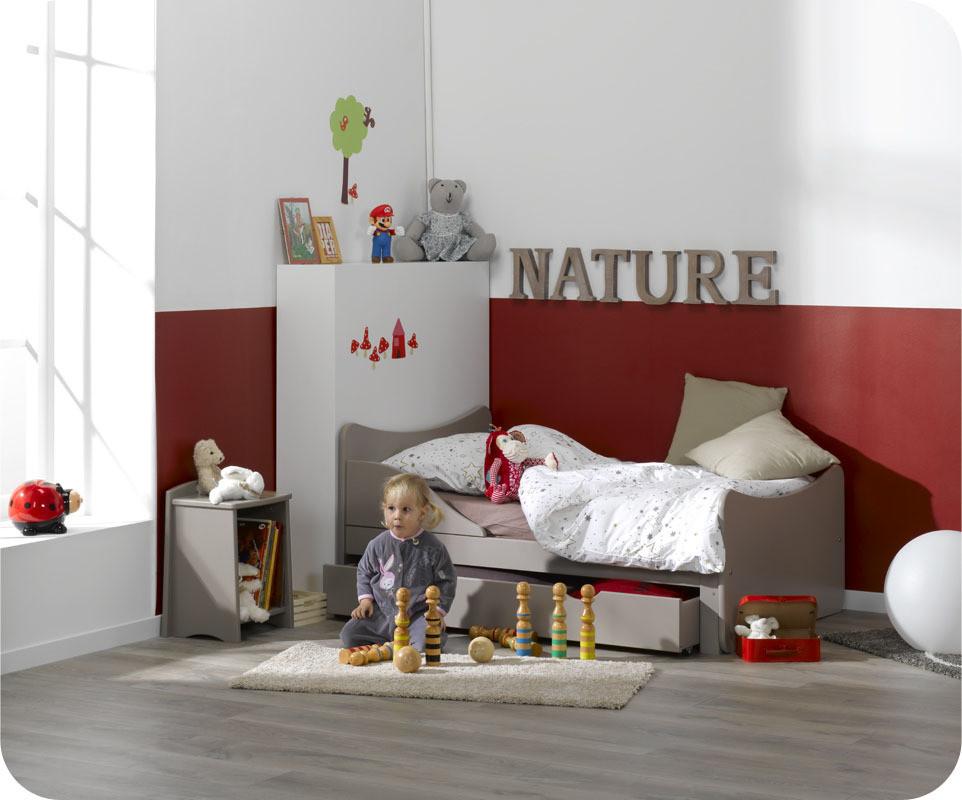 Lit enfant volutif ivoo lin ma chambre d 39 enfant for Machambre d enfant com