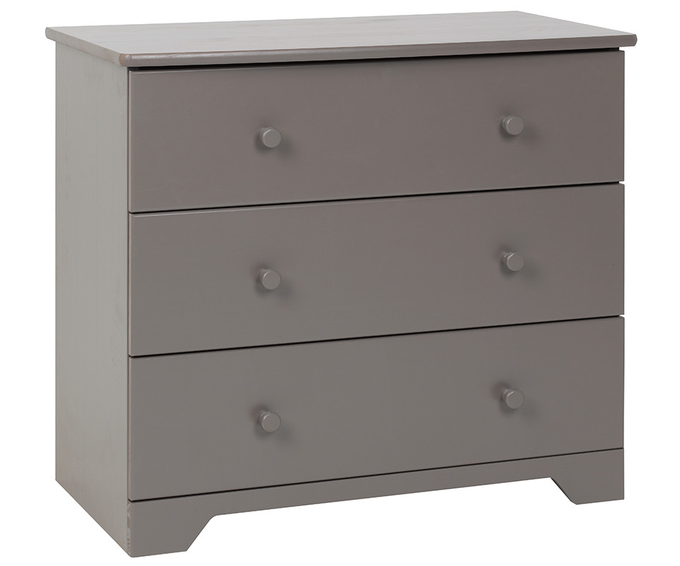 Commode enfant nature taupe mobilier fabrication 100 for Mobilier enfant