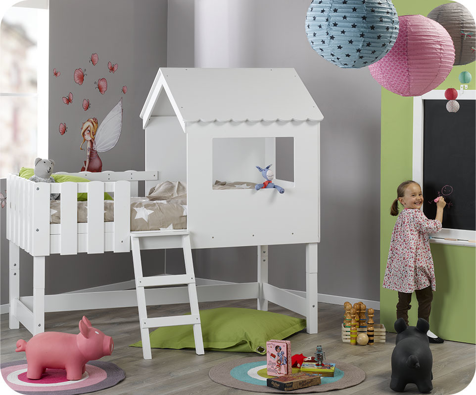 bureau tableau up blanc mobilier pour enfant ludique et cologique. Black Bedroom Furniture Sets. Home Design Ideas