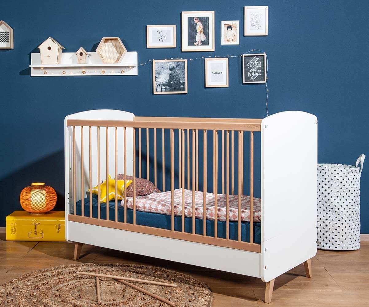 Chambre bebe evolutive complete pas chere best commode bb pepper blanche et - Commode blanche pas chere ...