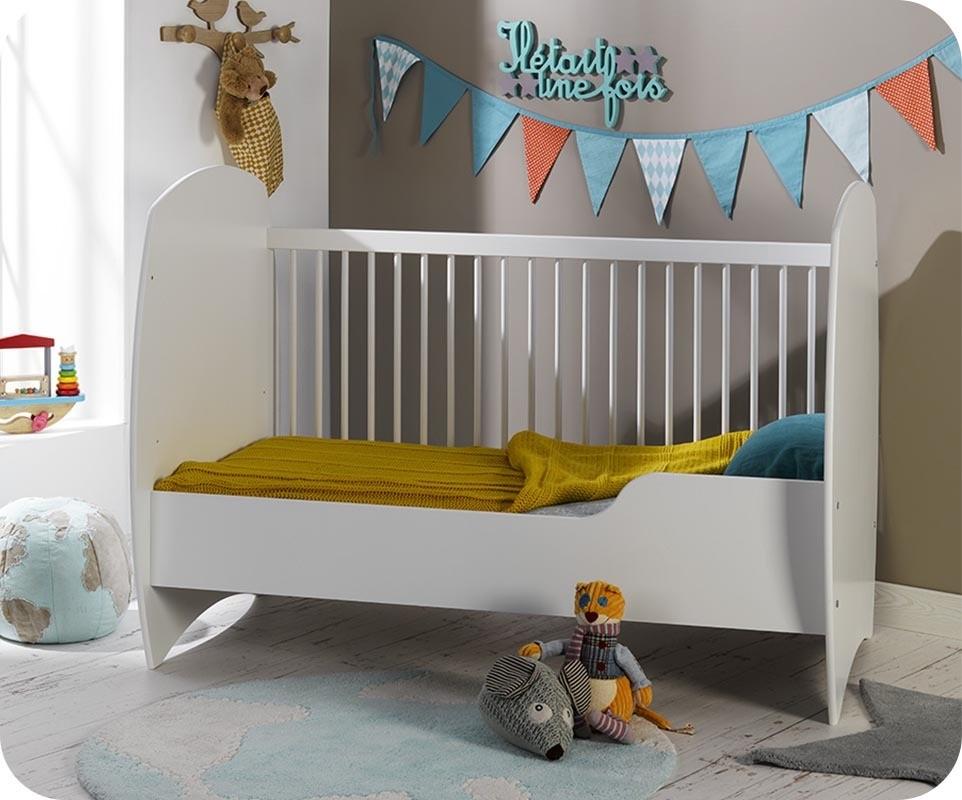 Chambre bébé compléte rêve blanche