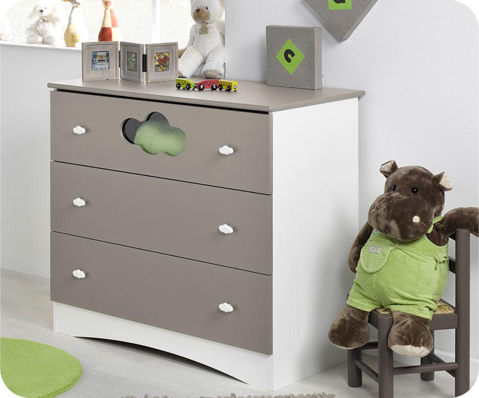 commode b b alt a blanche et lin achat vente commode langer pas cher ma chambre d. Black Bedroom Furniture Sets. Home Design Ideas
