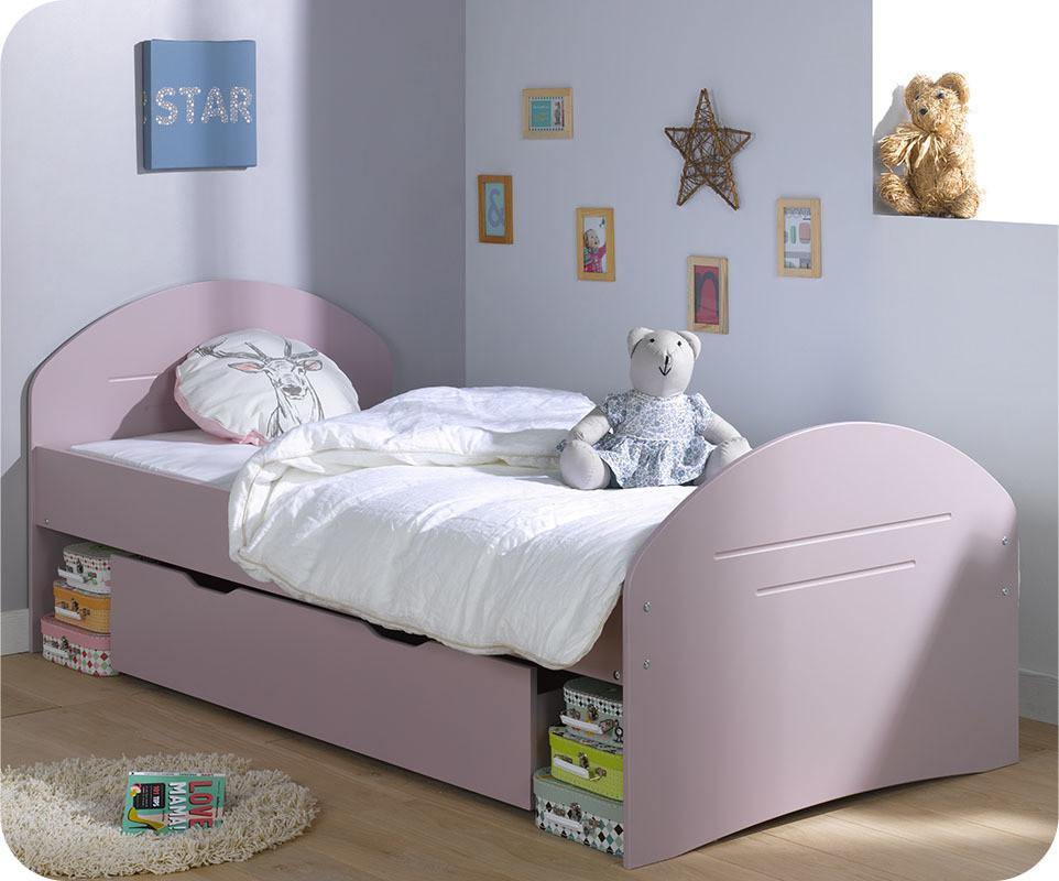 Vieux rose et gris chambre avec des id es int ressantes pour la conception de la for Couleur vieux rose chambre