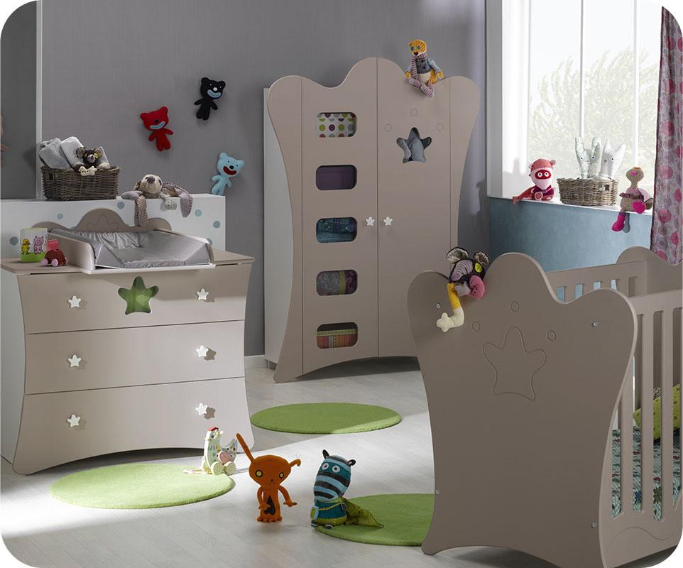 Lit b b king lin ma chambre d 39 enfant for Ma chambre de bebe
