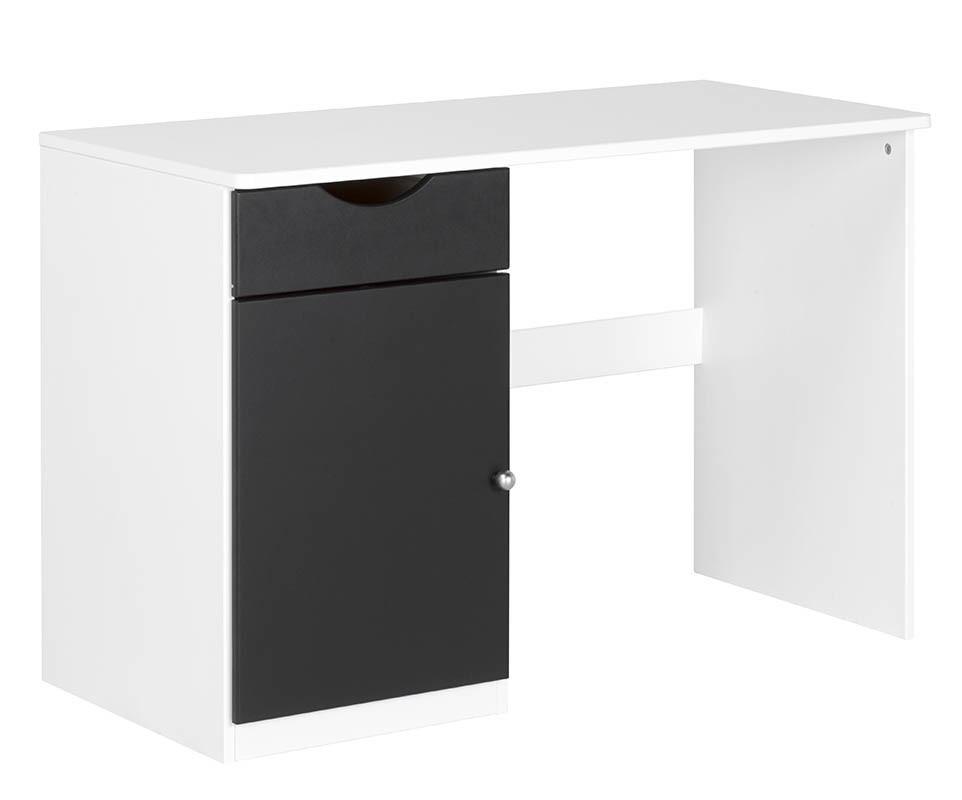 Bureau enfant cargo blanc mobilier ecologique et gain de for Mobilier bureau ecologique