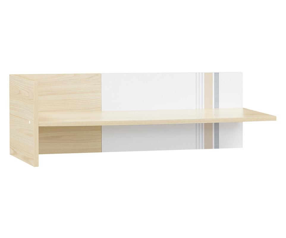 Sur meuble enfant bora blanc et bois - Meuble bois et blanc ...