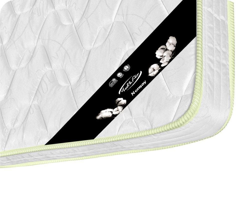 Pack lit enfant lune blanc 90x190 cm avec sommier et matelas - Matelas enfant 90x190 ...