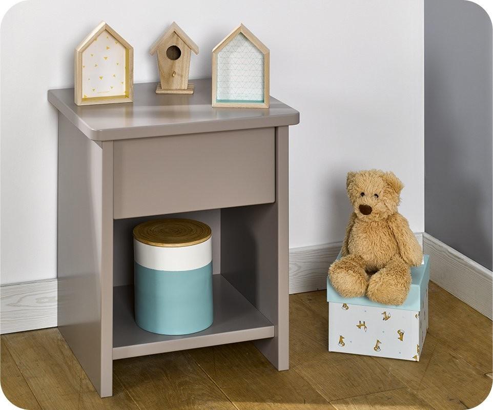 chevet enfant twist lin mobilier ecologique qualit made. Black Bedroom Furniture Sets. Home Design Ideas