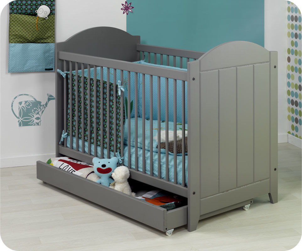 Beautiful Chambre Bebe Gris Fonce Pictures - lalawgroup.us ...