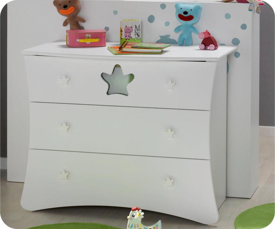 chambre b b compl te king couleur blanche achat vente de chambre b b design fabriqu e en france. Black Bedroom Furniture Sets. Home Design Ideas