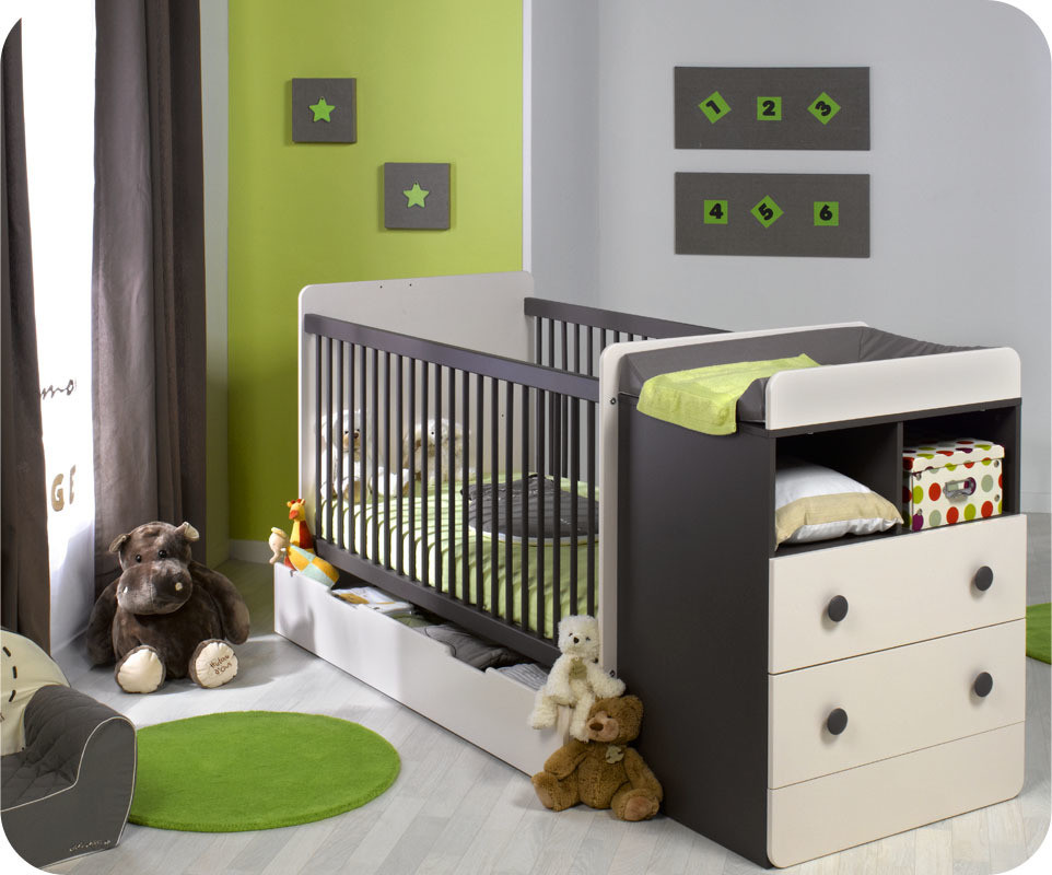 chambre bebe evolutif. Black Bedroom Furniture Sets. Home Design Ideas