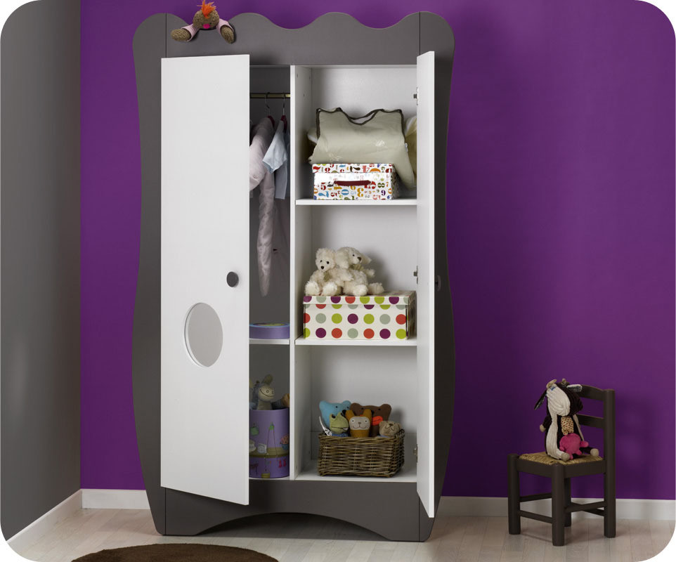 Chambre bebe doudou taupe for Idees peinture chambre fille