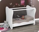 chambre b b compl te iris blanche achetez votre chambre. Black Bedroom Furniture Sets. Home Design Ideas