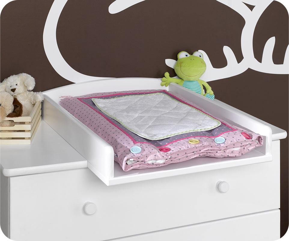 Plan langer nature blanc ma chambre d 39 enfant com for Machambre d enfant com