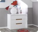 Commode Enfant Bow Blanche