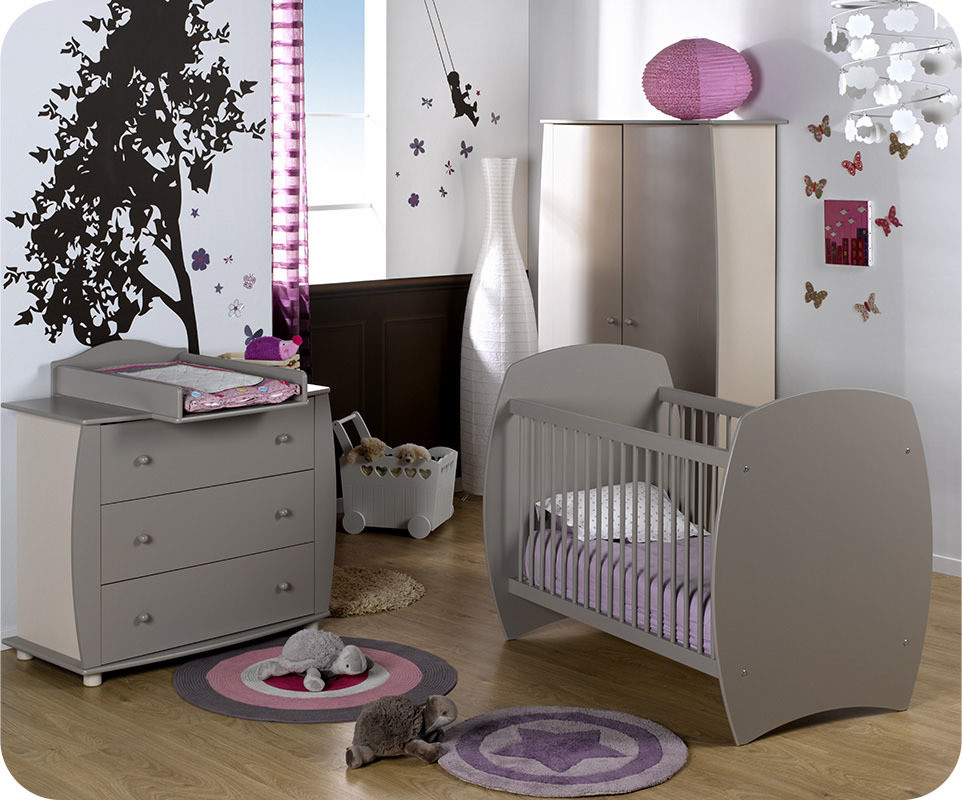 Chambre b b compl te r ve lin for Chambre bebe denver