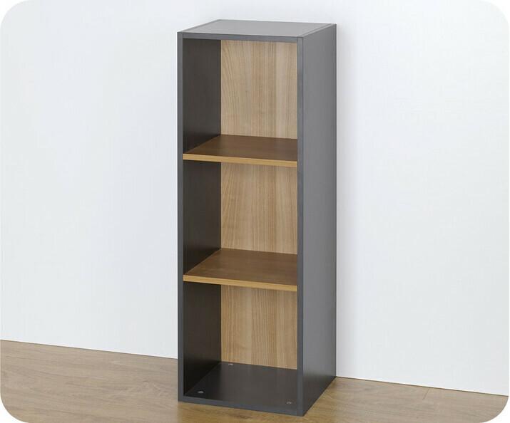 Rangements biblioth ques pour chambre enfant et chambre b b - Etageres cubes modulables ...