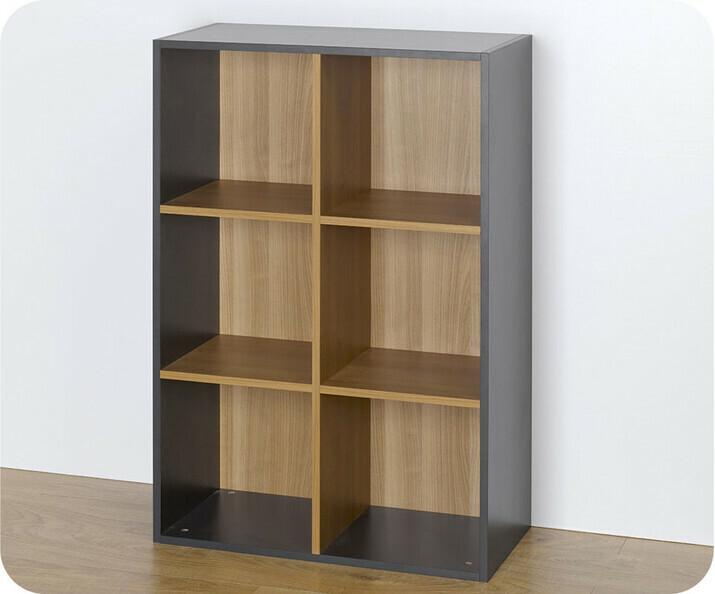 Rangements biblioth ques pour chambre enfant et chambre b b - Bibliotheque cubes modulables ...