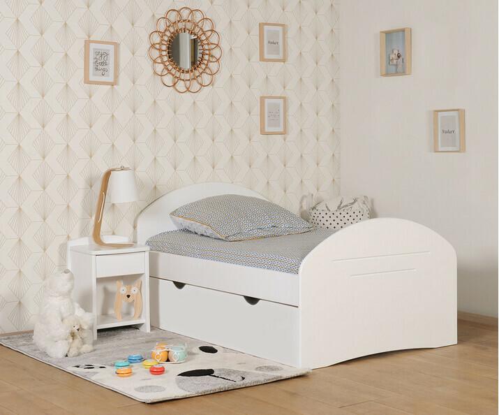 lit enfant volutif achat vente de lit extensible original pour enfant d s 2 ans. Black Bedroom Furniture Sets. Home Design Ideas
