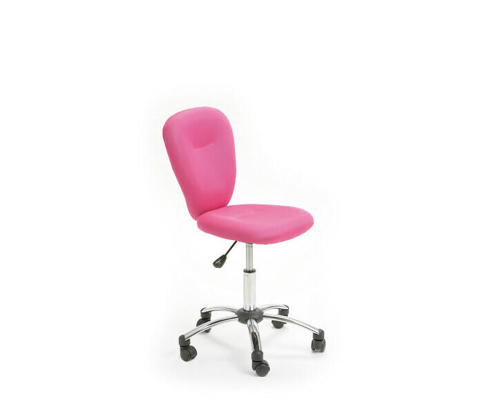 Chaise de Bureau Pop Rose