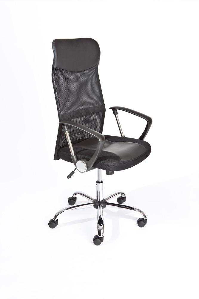 fauteuil de bureau destino noir achat vente fauteuil de. Black Bedroom Furniture Sets. Home Design Ideas
