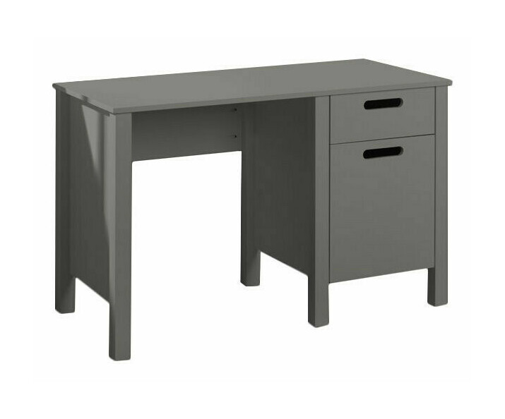 bureau enfant gris. Black Bedroom Furniture Sets. Home Design Ideas
