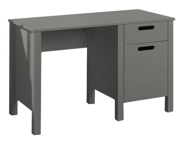 bureau enfant campus gris mobilier ecologique. Black Bedroom Furniture Sets. Home Design Ideas