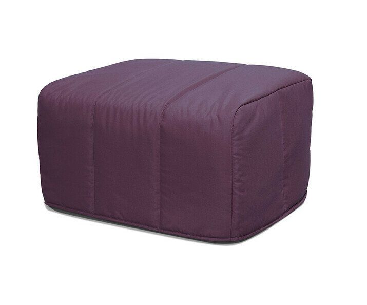 Pouf Convertible Muffin Violet