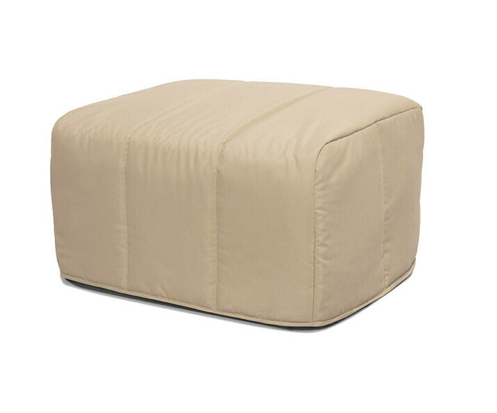 Pouf Convertible Muffin Beige
