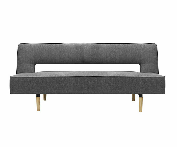 Banquette convertible Flicky Anthracite