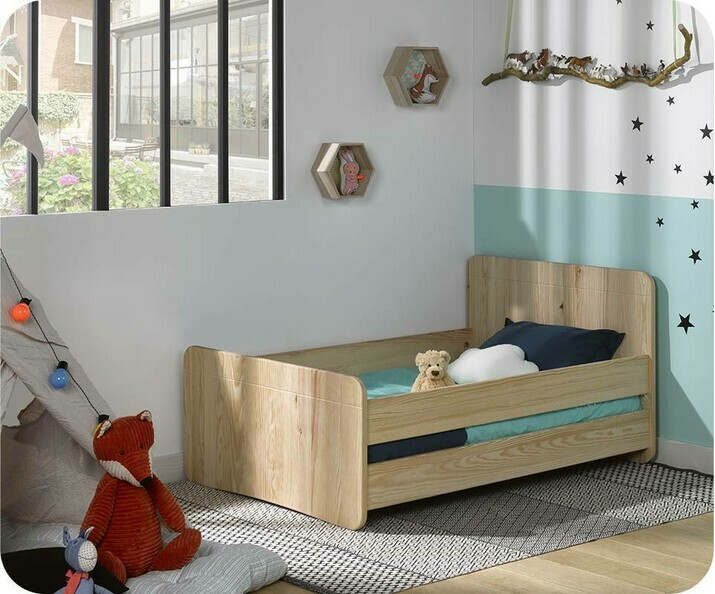 lit enfant volutif achat vente de lit extensible original pour enfant d s 2 ans. Black Bedroom Furniture Sets. Home Design Ideas