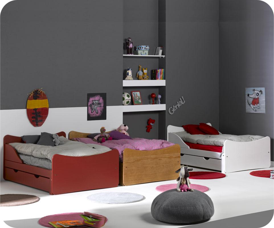 Pin lit b b chambre mobilier enfant cologiques matelas bio on pinterest - Chambre enfant ecologique ...