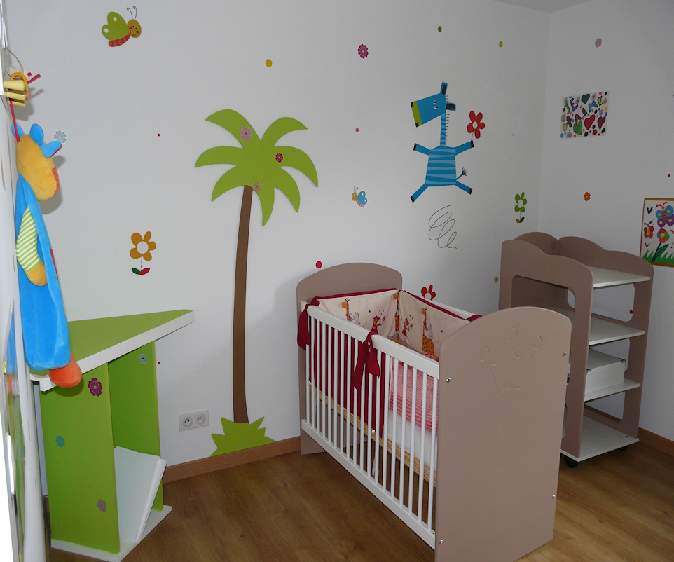 D couvrez la chambre b b soho taupe par fran oise for Chambre enfant et bebe