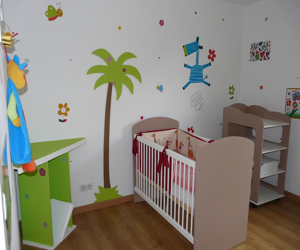 D couvrez la chambre b b soho taupe par fran oise - La chambre de bebe ...
