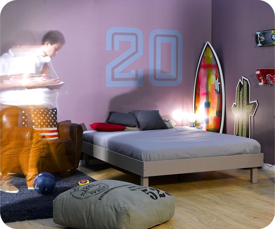 comment meubler grande chambre avec des id es int ressantes pour la conception de. Black Bedroom Furniture Sets. Home Design Ideas