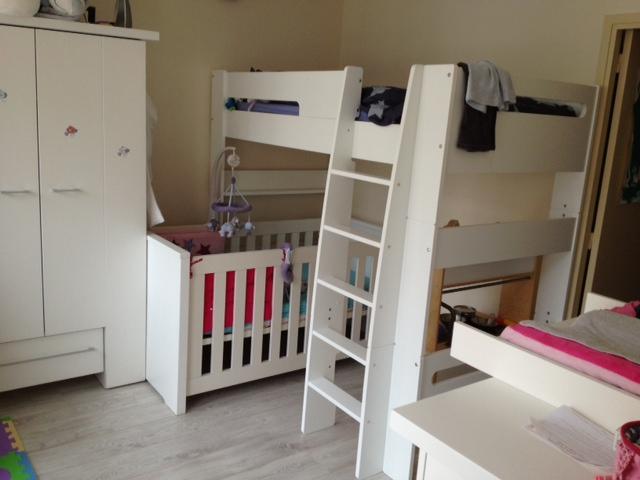 D couvrez le lit enfant modulable wax en bois de qualit - Lit enfant modulable ...