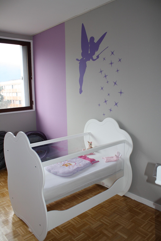 Chambre enfant blanche chambre enfant blanc snow et for Amnagement chambre bb