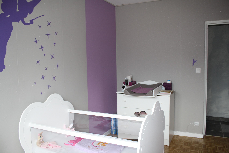 Découvrez la jolie chambre bébé Altéa blanche d'Élodie