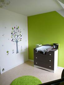 D couvrez notre article sur la chambre alt a coloris taupe for Chambre taupe et vert