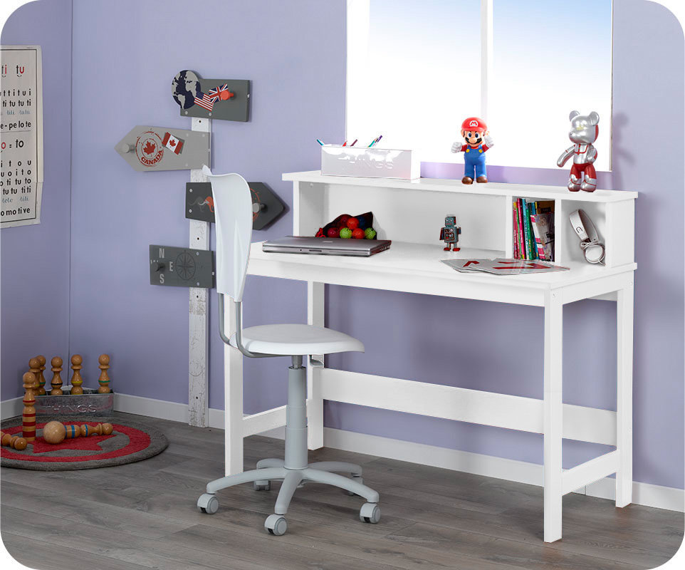 le bureau l incontournable de la rentr e pour votre enfant. Black Bedroom Furniture Sets. Home Design Ideas