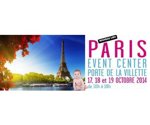 Retrouvez notre stand au salon baby de paris porte de la for Salon yoga porte de la villette