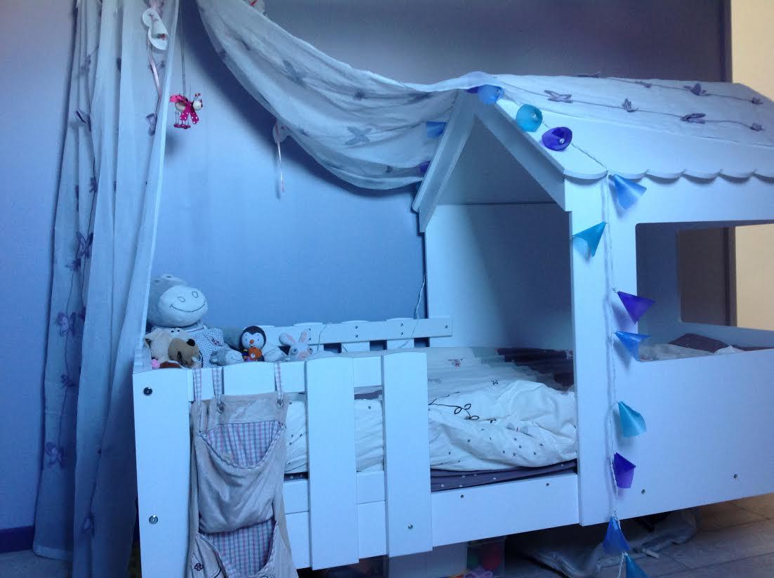 cabane chambre enfant mon tuto pas pas avec un plan pour. Black Bedroom Furniture Sets. Home Design Ideas
