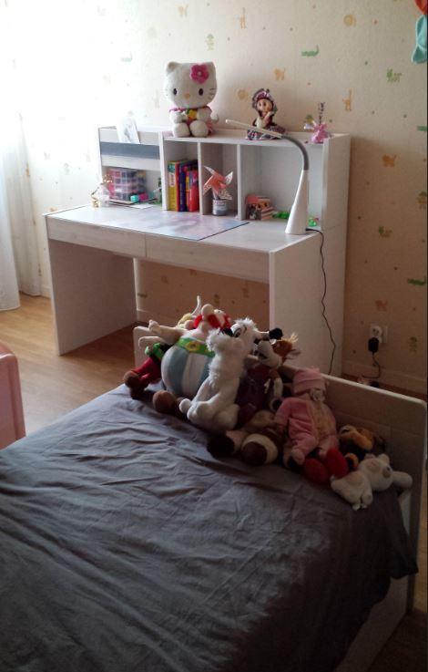 Bureau Enfant Avec Rangements Iléo Mobilier Fabriqué En France