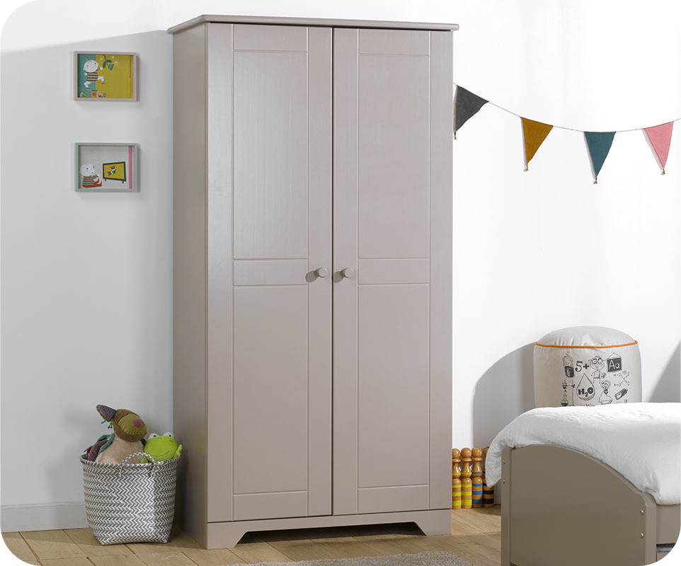 Armoire Penderie Bois Massif. Armoire Penderie Bois Massif With ...