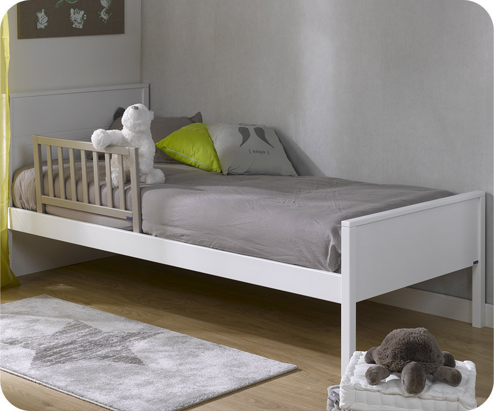 barri re de lit enfant l once 70x40 cm en pin massif. Black Bedroom Furniture Sets. Home Design Ideas