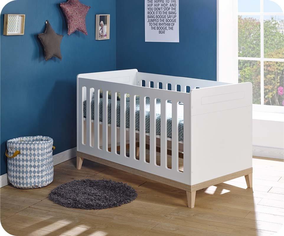 great minichambre bb riga lit position haute with position du lit dans la chambre. Black Bedroom Furniture Sets. Home Design Ideas