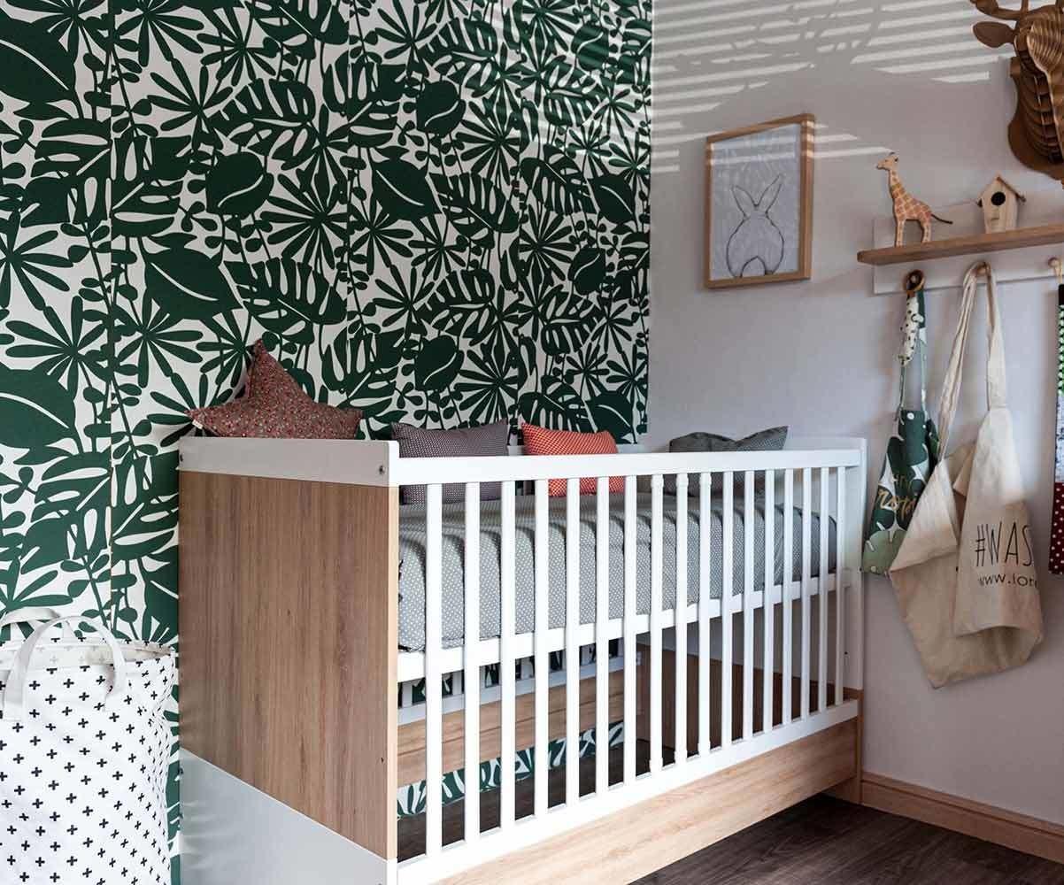 lit b b volutif holly blanc et lin fabrication fran aise. Black Bedroom Furniture Sets. Home Design Ideas